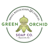 Green Orchid Soap Co. Waynesville, NC Western North Carolina.