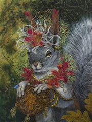 The Squirrel's Dream - Carolyn Schmitz