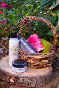 Botanical Face Trio - Green Orchid Soap Co.