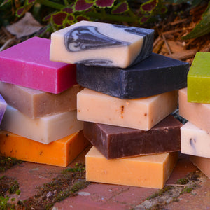 Handcrafted Bar Soap - Goat's Milk - Green Orchid Soap Co.