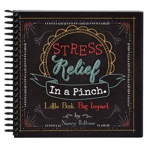 Pinch Me - Stress Relief in a Pinch Therapy Book - Green Orchid Soap Co.