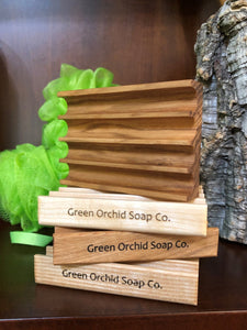 Soap Saver Deck - Green Orchid Soap Co - Green Orchid Soap Co.