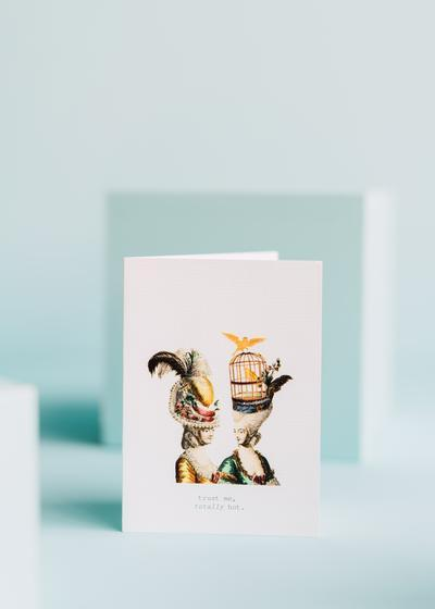 Tokyo Milk Greeting Card - Green Orchid Soap Co.