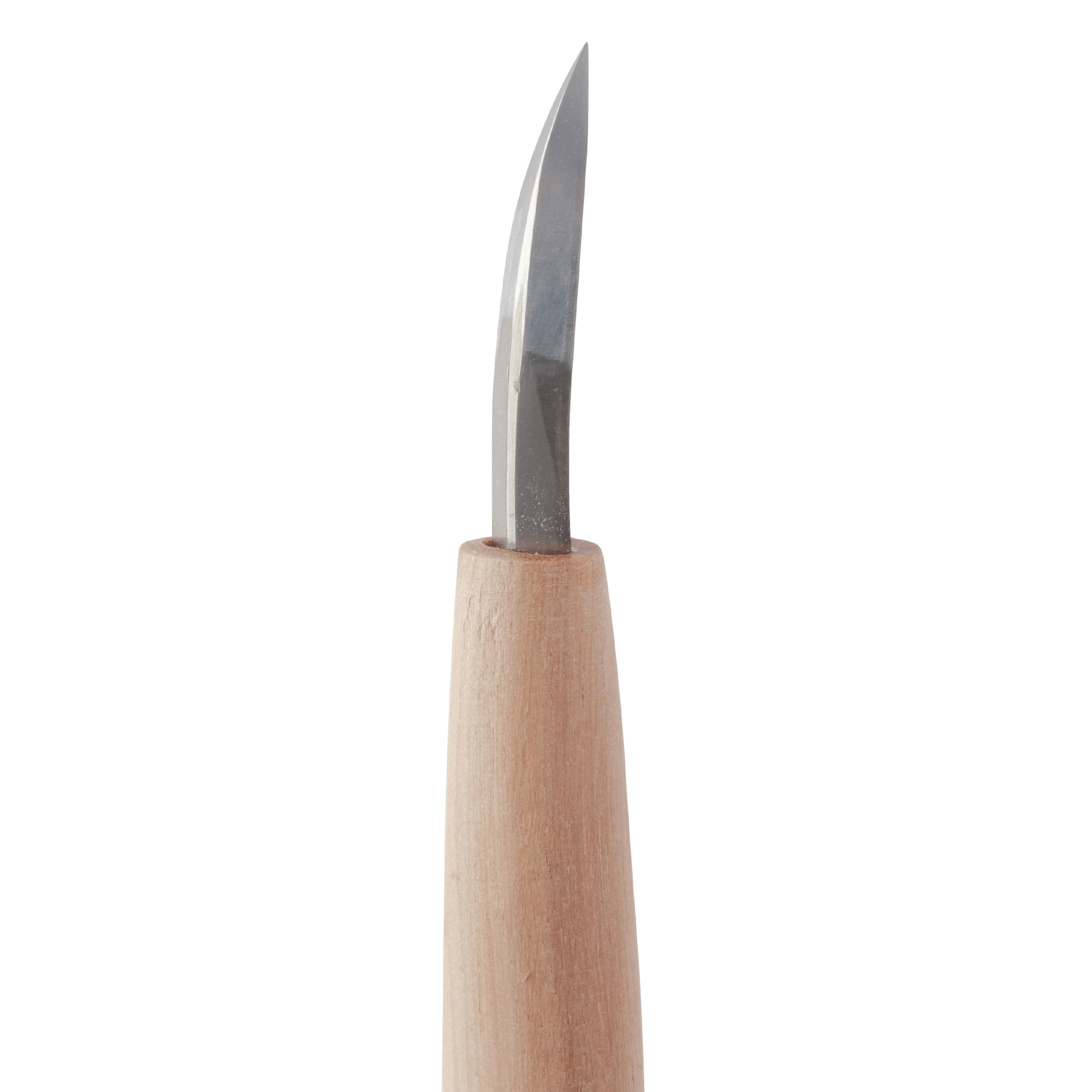 Curved Dagger Style Carving Knife - 6mm HSS