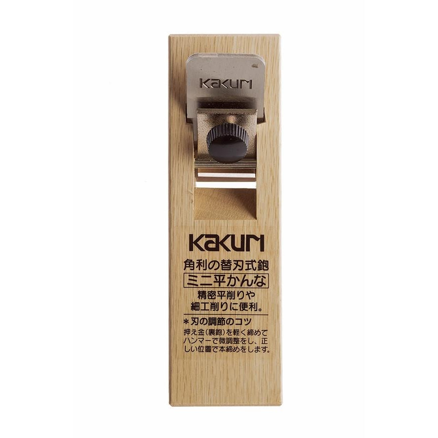 Kakuri Smoothing Plane - 30mm - Japanese Tools Australia