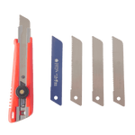 Gyokucho Retractable Razorsaw includes 4 blades