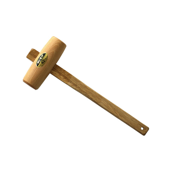 Japanese Wooden Mallet 42mm - Japanese Tools Australia