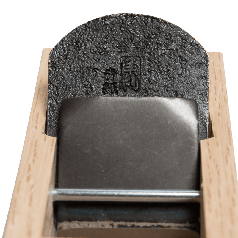 Japanese Smoothing Plane - 48mm,  Aogami Blade