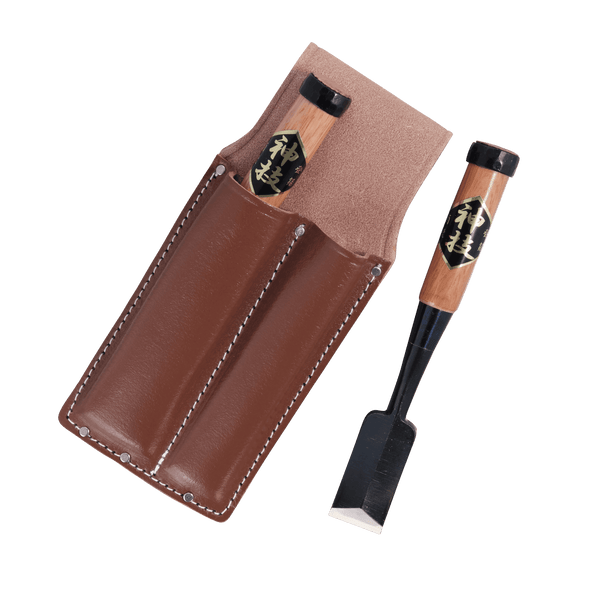 Double Chisel Holster - 30mm and 42mm