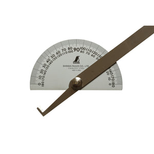 Shinwa Protractor no. 30 - Japanese Tools Australia