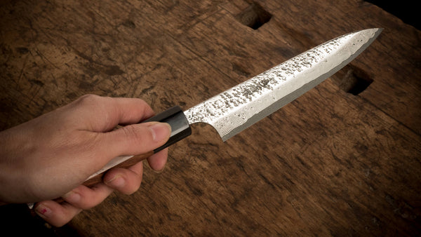 Ouka Petty Knife - 135mm, Gingami #3 Steel