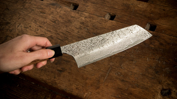 Ouka Santoku - 165mm, Gingami #3 Steel
