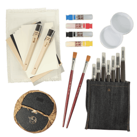 Beginner's Woodblock Carving Set