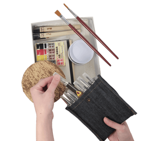 Comprehensive Woodblock Carving Set