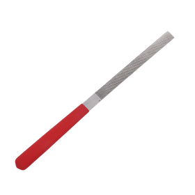 IWASAKI Wood File 150mm Extra Fine Red Handle