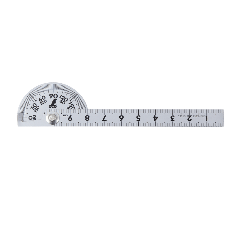Shinwa Mini Protractor - Japanese Tools Australia