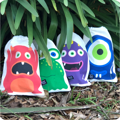 Monster Party Bag Collection