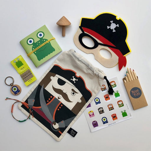 Pirate Boy Fancy Bag