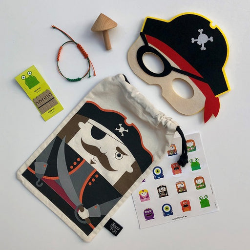 Pirate Boy Fun Bag