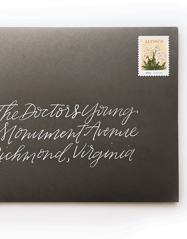 Modern Calligraphy & Lettering - Delightful Things