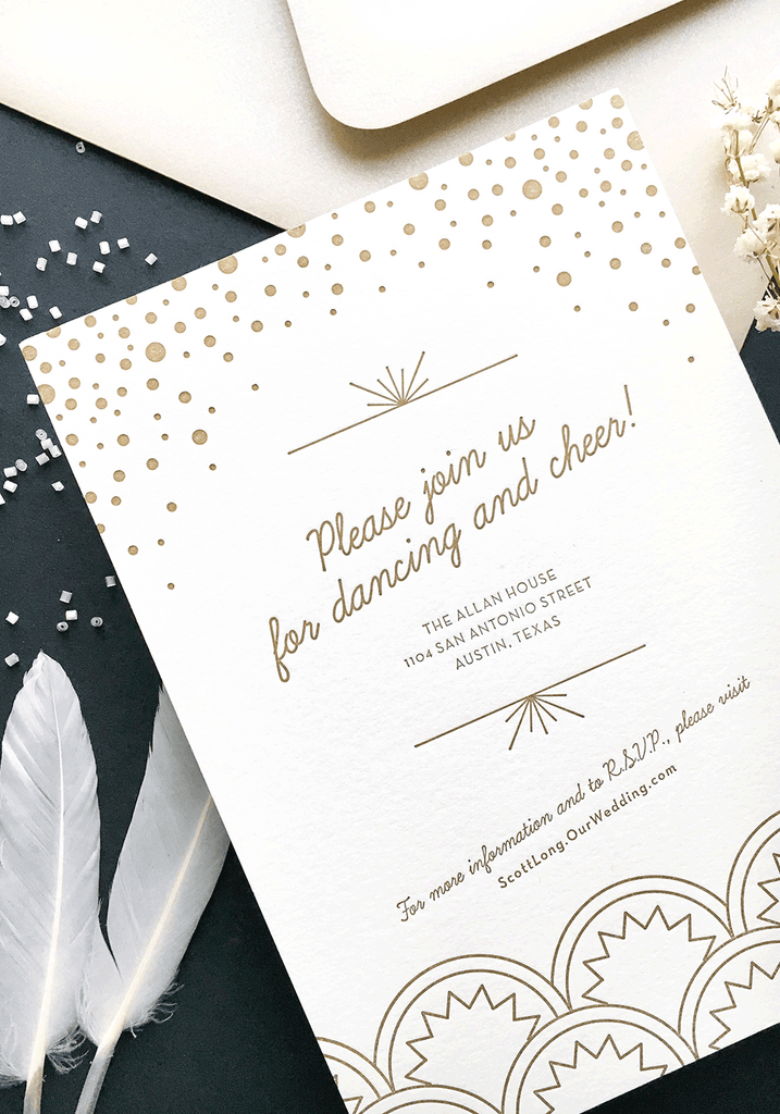 Wedding Stationery Design - Delightful Things