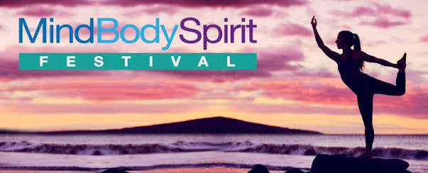Speaking at the Mind Body Spirit Festival in Sydney, October 4!