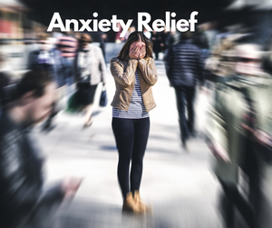 You are Invited! Anxiety Relief, Instagram Live, 2 Experts!