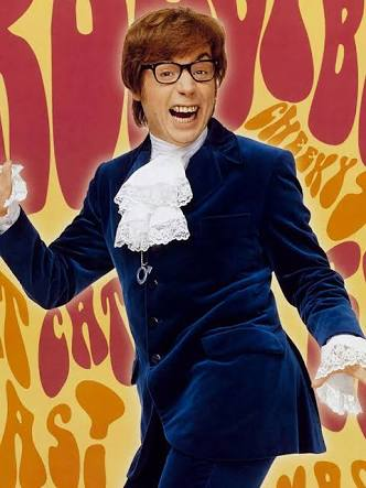 A Little Austin Powers for your Friday!