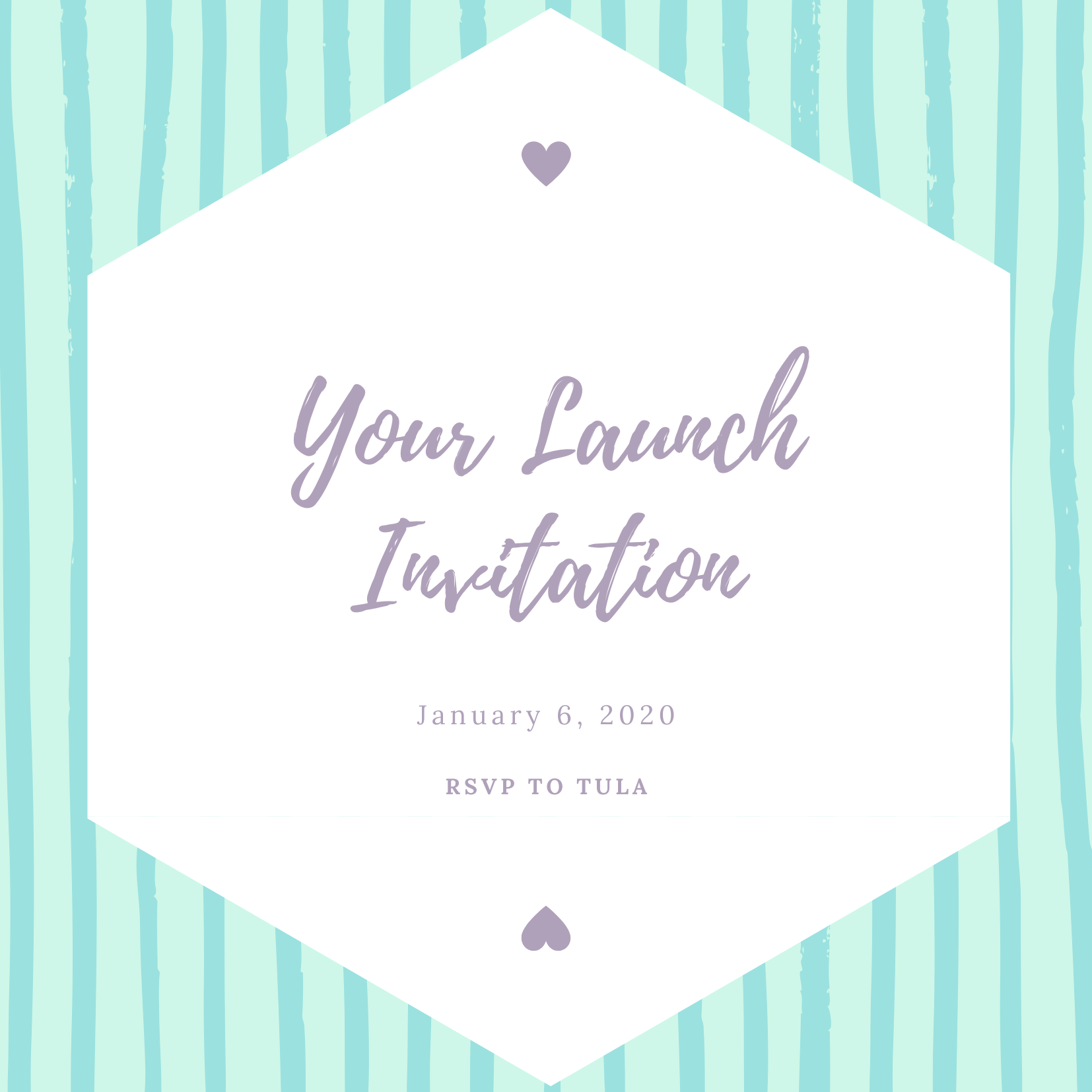 Your Launch Invitation