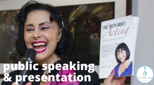 Goddess Public Speaking & Presentation Masterclass