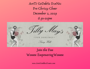 Areti Goddess Events