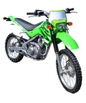Dual Sport Kit, KLX140 by Baja Designs (2008-2012)