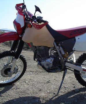 Dual Sport Kit, EZ Mount Kick Enduro Red by Baja Designs