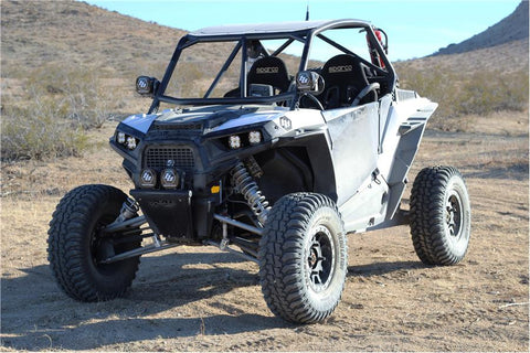 "Polaris, RZR 900 & Polaris GENERAL Headlight Kit ""Pro"" (2015-On) by Baja Designs"