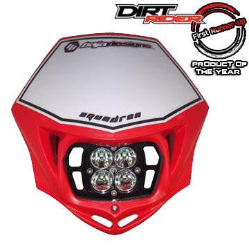 Squadron Pro, M/C LED Race Light by Baja Design