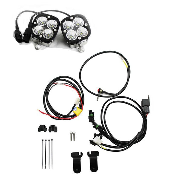 Squadron, LED BMW 1200GS (13-on) Light Kit by Baja Designs