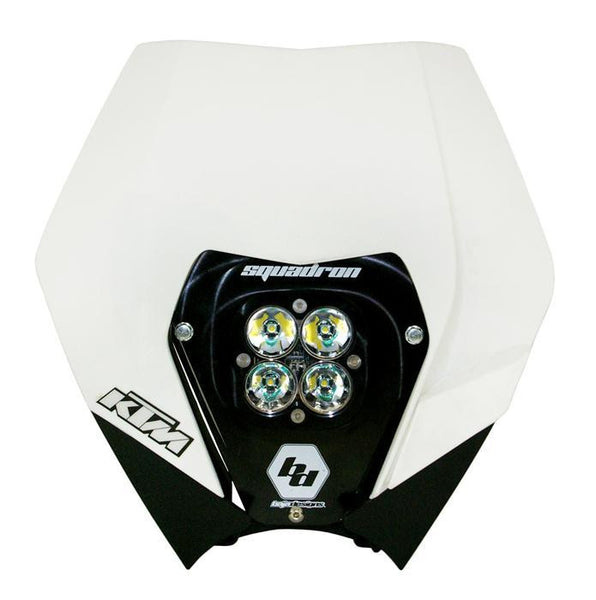 Squadron Pro, LED KTM 08-13 Kit W/Head Shell by Baja Designs