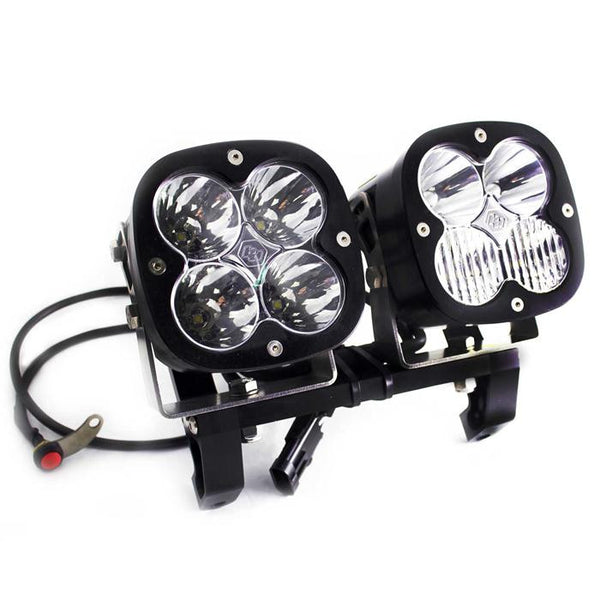 Squardon XL, Dual Motorcycle Race Light