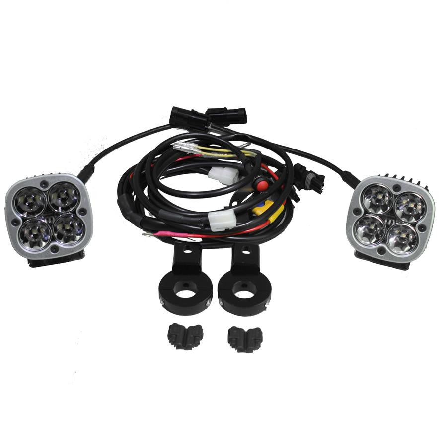 Wasatch Recreational Products Baja Designs Squadron Sport Wiring Harness Adventure Bike Led Light Kit