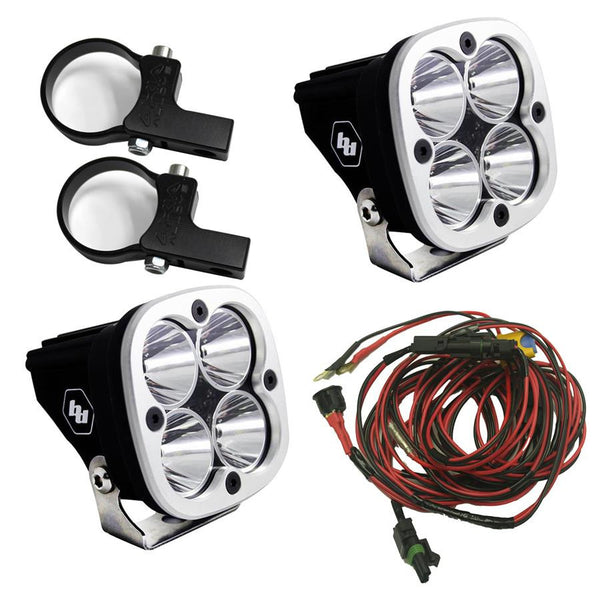 "Squadron Sport, Kit (Lights, Horiz Mounts 2"", Harness) by Baja Designs"