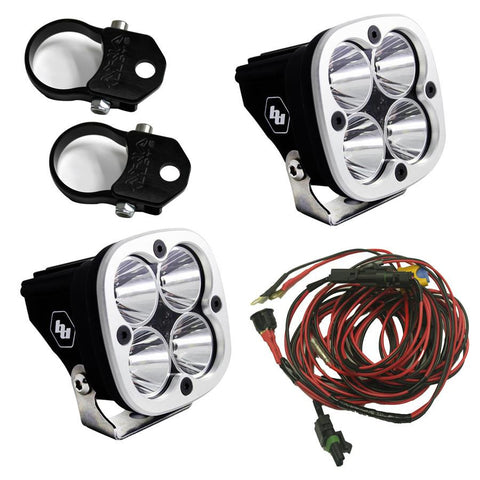 "Squadron Sport, Kit (Lights, Vertical Mounts 1.75"", Harness) by Baja Designs"