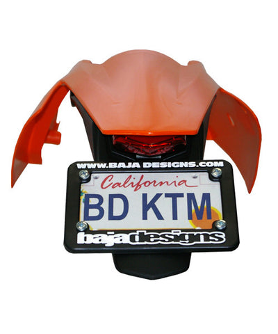 Taillight, 08-11 KTM Euro LED Fender by Baja Designs