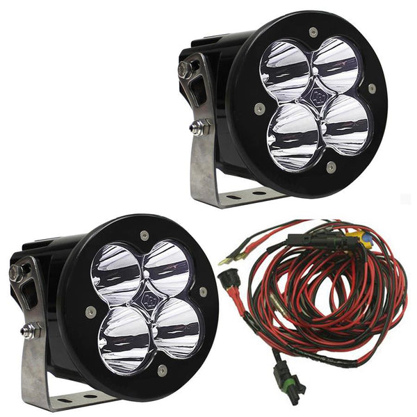 XL-R Racer Edition LED Light - Pair by Baja Designs