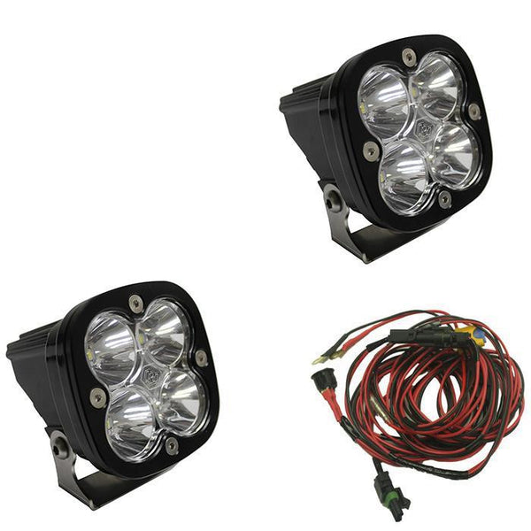 Squadron Racer Edition LED Light - Pair by Baja Designs
