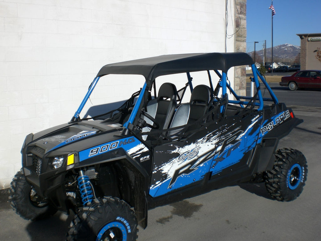Wasatch Recreational Products Wrp Polaris Razor Soft Top