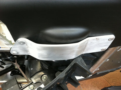 2011-2016 Polaris Pro RMK Belt Drive Guard