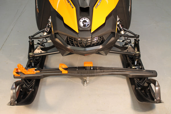 SuperClamp FRONT/REAR Snowmobile Tie-Down System
