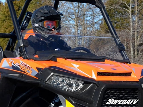 Super ATV Polaris RZR 900 / 1000 Half Windshield
