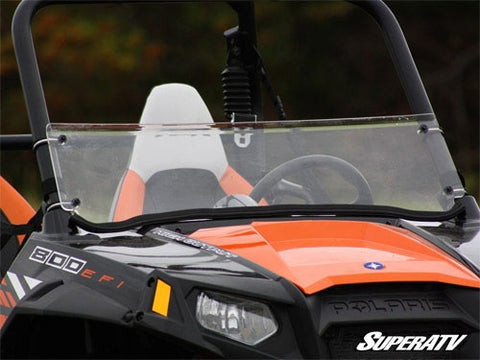 Super ATV Polaris RZR Half Windshield