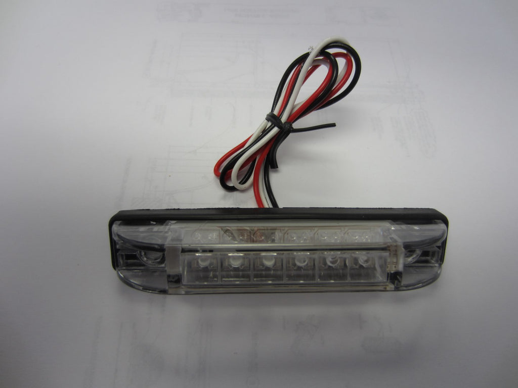 Wasatch Recreational Products Wrp Rear Universal Tail Brake Light 4 Wiring Lights